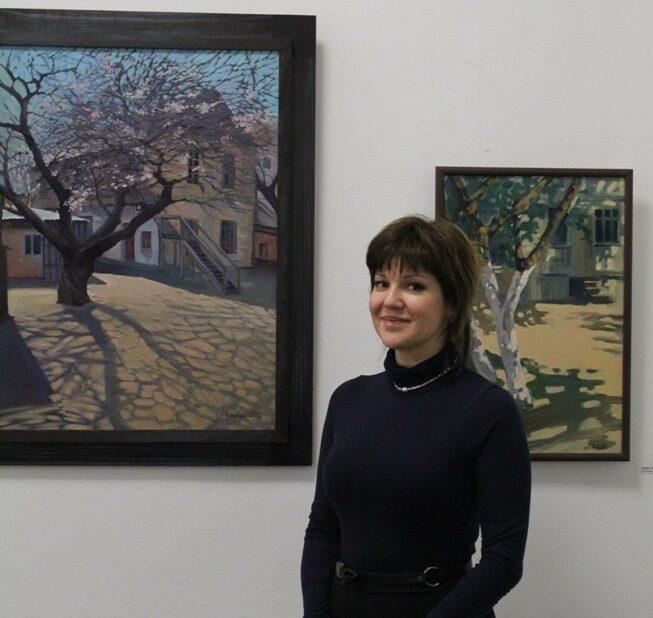 Выставка сарьяна